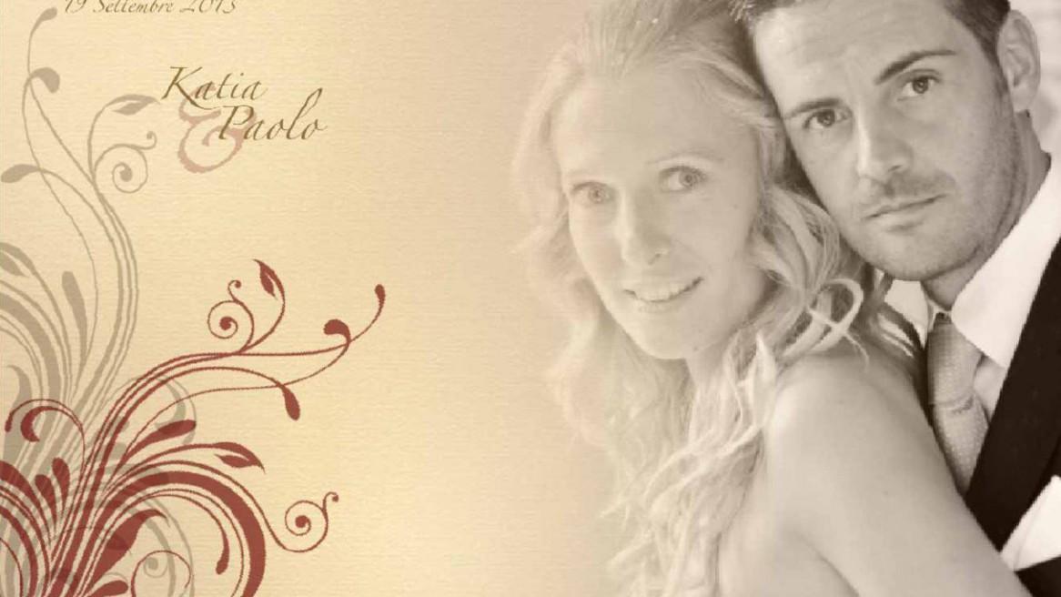 Libro di Katia e Paolo